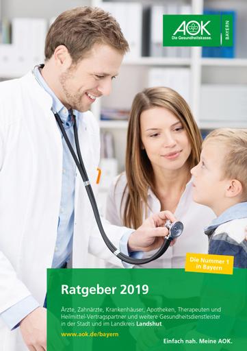 aok ratgeber lanshut 2019