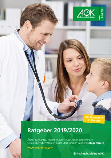 aok ratgeber regensburg 2019-2020