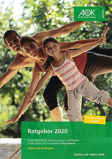 aok ratgeber rosenheim 2020