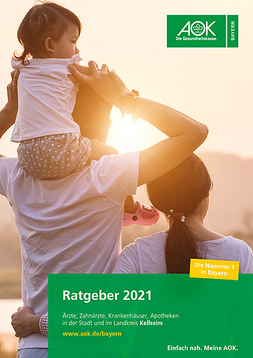 aok ratgeber kelheim 2021