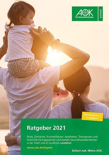 aok ratgeber landshut 2021