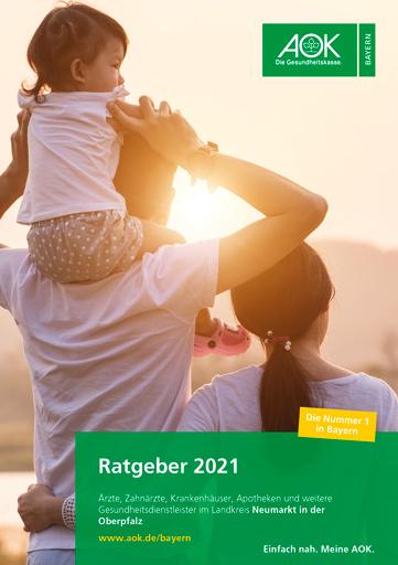 AOK Ratgeber Neumarkt 2021